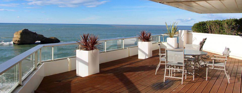 Le Sofitel Biarritz – Le Miramar – Thalassa Sea & Spa et les Escales Gourmandes