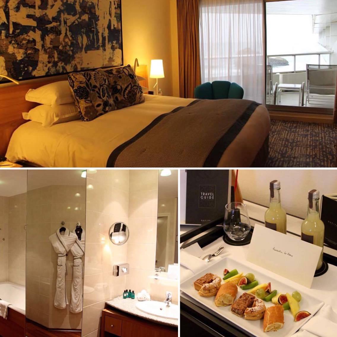 suite sofitel biarritz blog