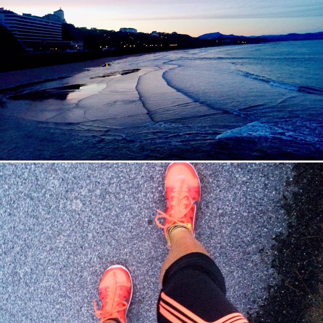 run cote des basques biarritz