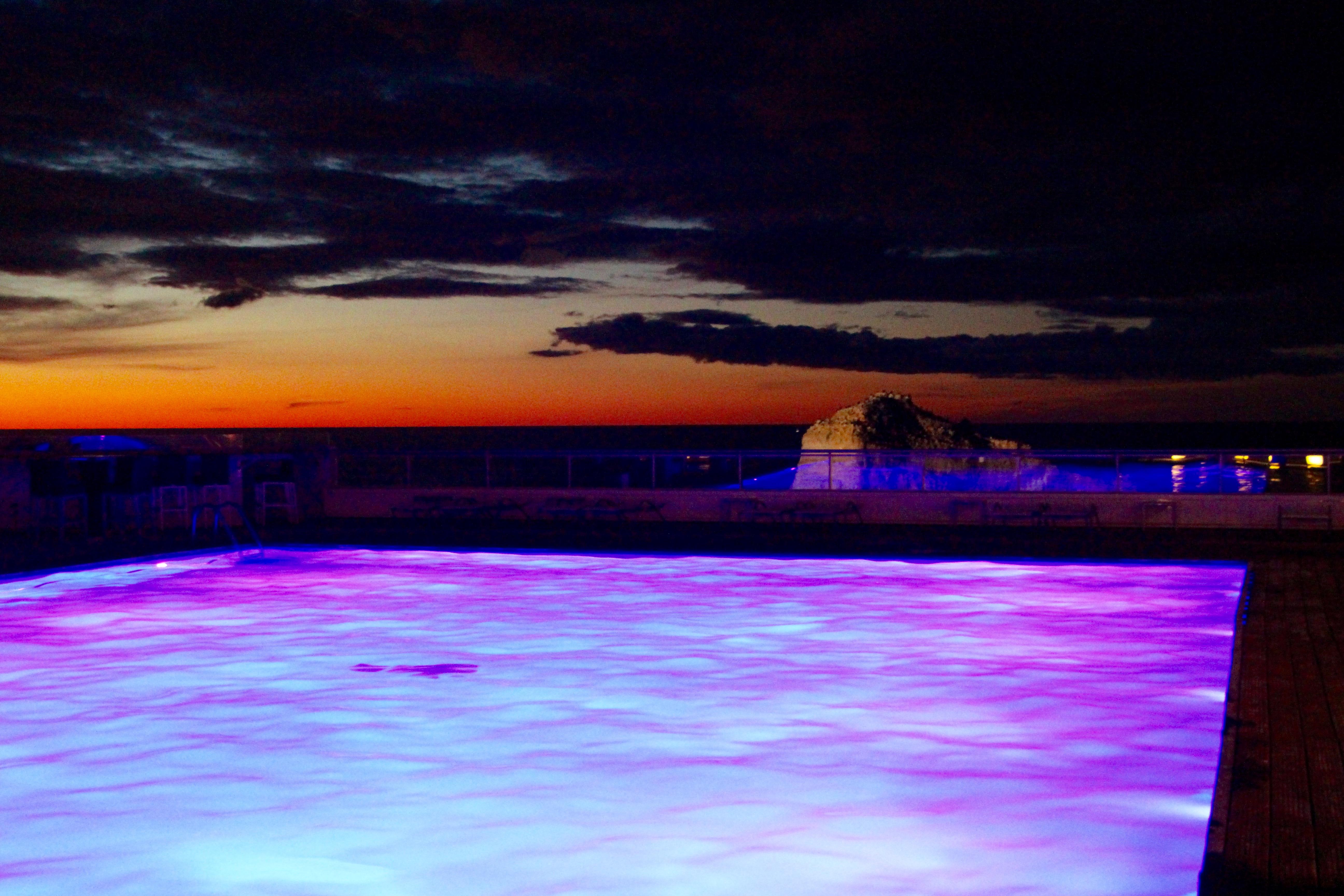 piscine eau de mer sofitel