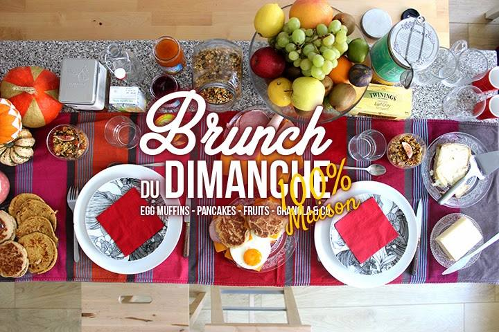 brunch la piscine