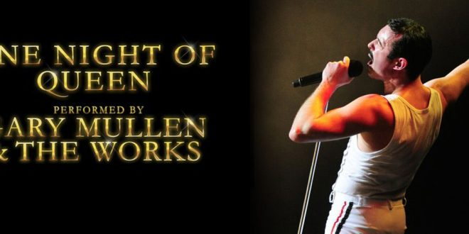 One Night of Queen… Le bel hommage à Freddie Mercury
