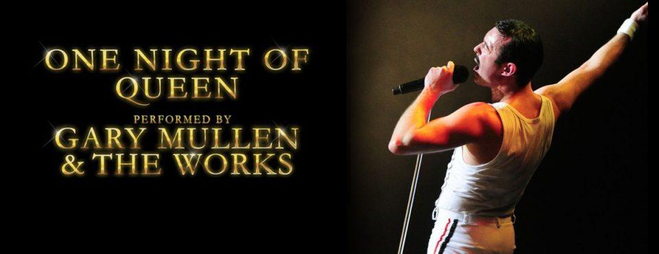 One Night of Queen… Le bel hommage à Freddie Mercury
