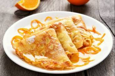 crêpes suzette recette