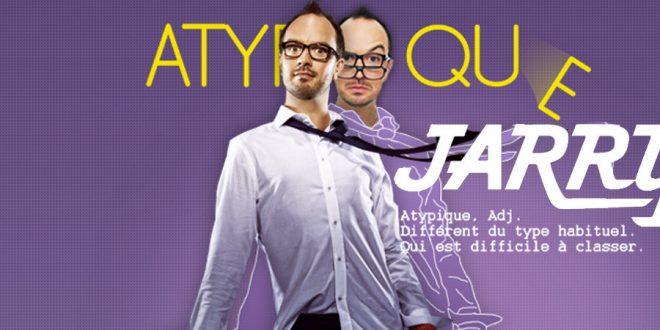 Jarry, ce comique Atypique !!