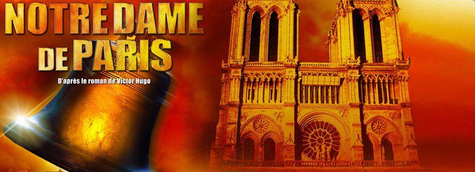 La comédie Musicale Notre Dame de Paris – Places à gagner !!