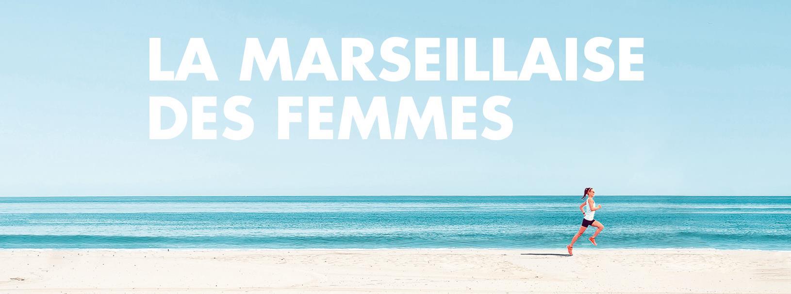 course marseillaise des femmes marseille