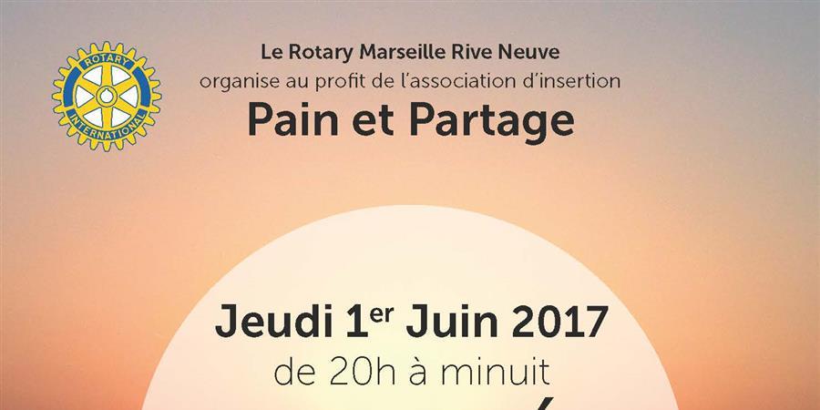 soiree rotary club marseille cnm