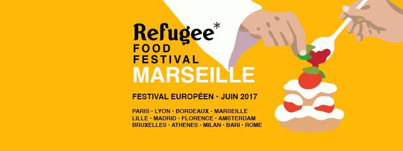 refugee food festival marseille