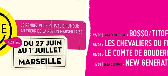 Interview Titoff à l'occasion du M'Rire Festival… Quand humour rime avec Marseille