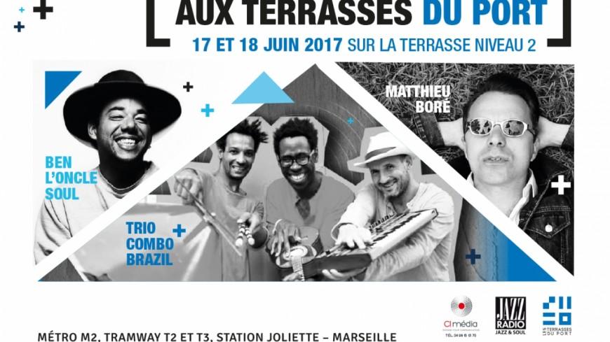 festijazz terrasses du port concert ben oncle soul trio combo brazil