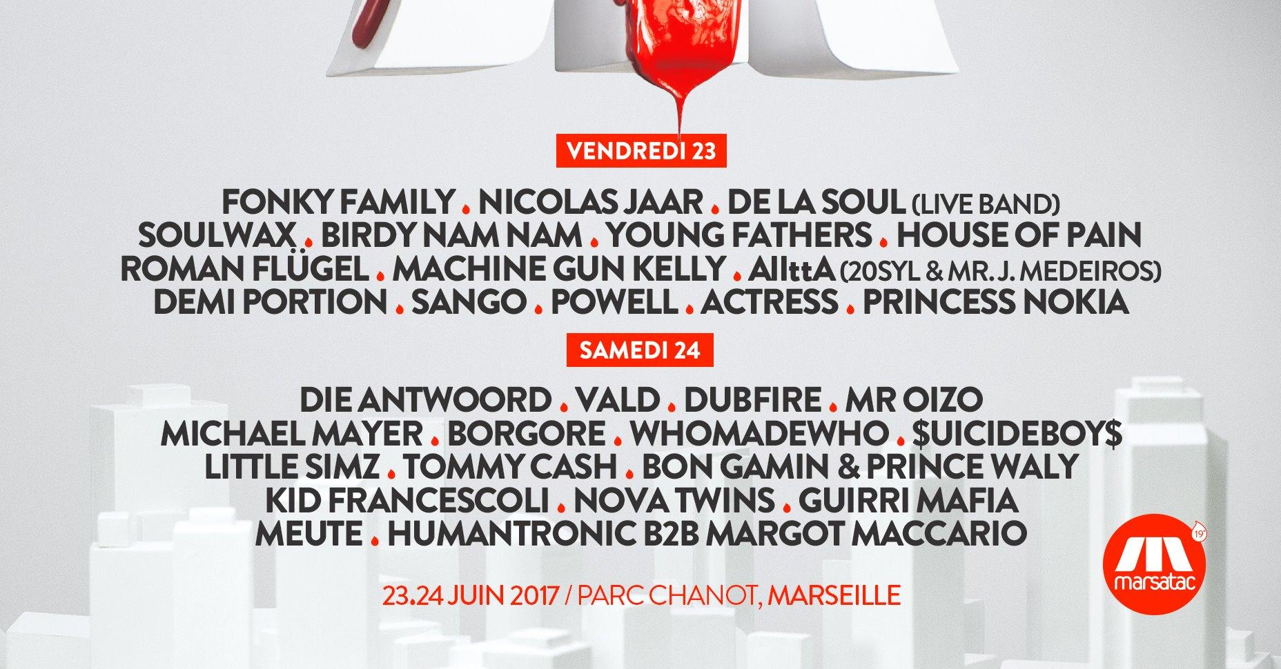 marsatac festival musique marseille