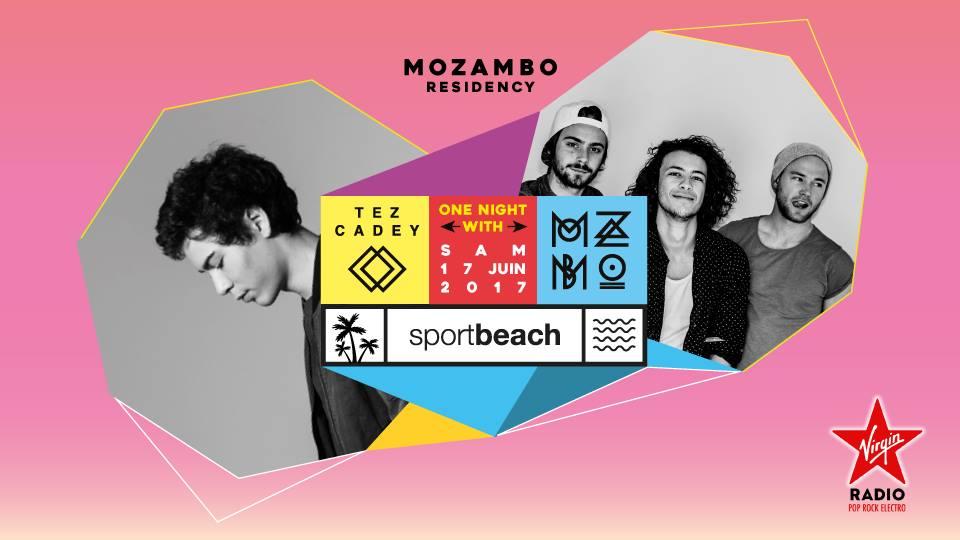 mozambo et sport beach marseille soiree