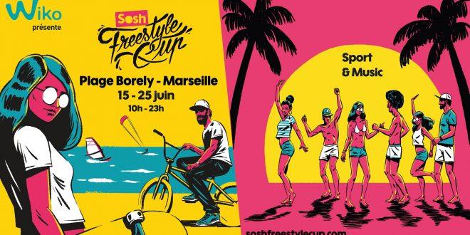 La Sosh Freestyle Cup – Sport – Musique & Plage
