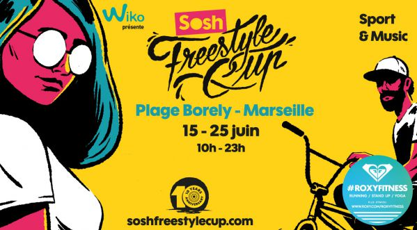 sosh freestyle cup marseille competition