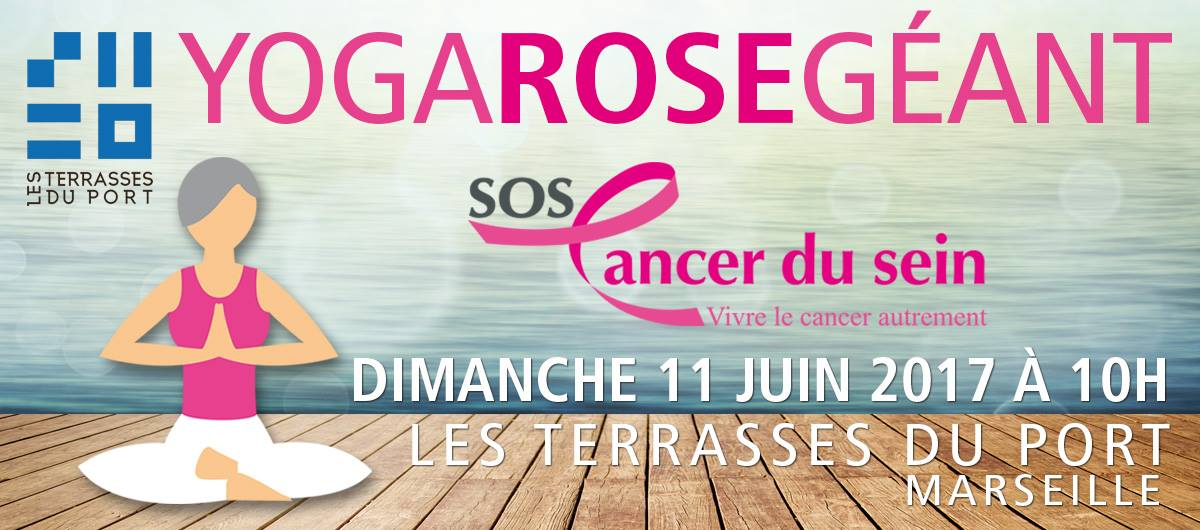 yoga rose geant marseille