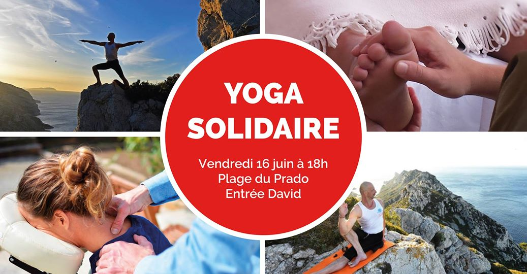 yoga solidaire marseille journee croix rouge