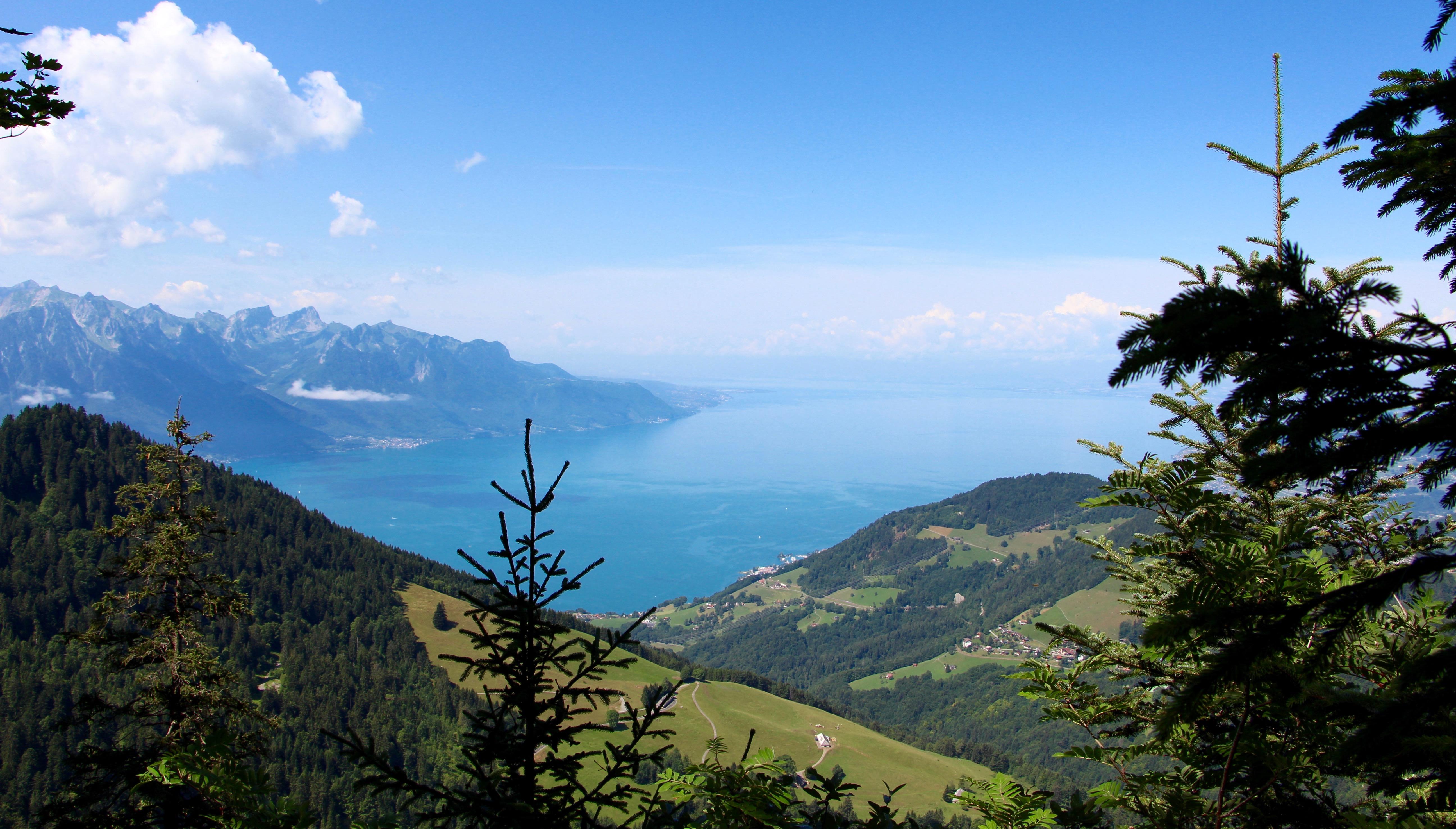 la dent de jaman randonnée suisse