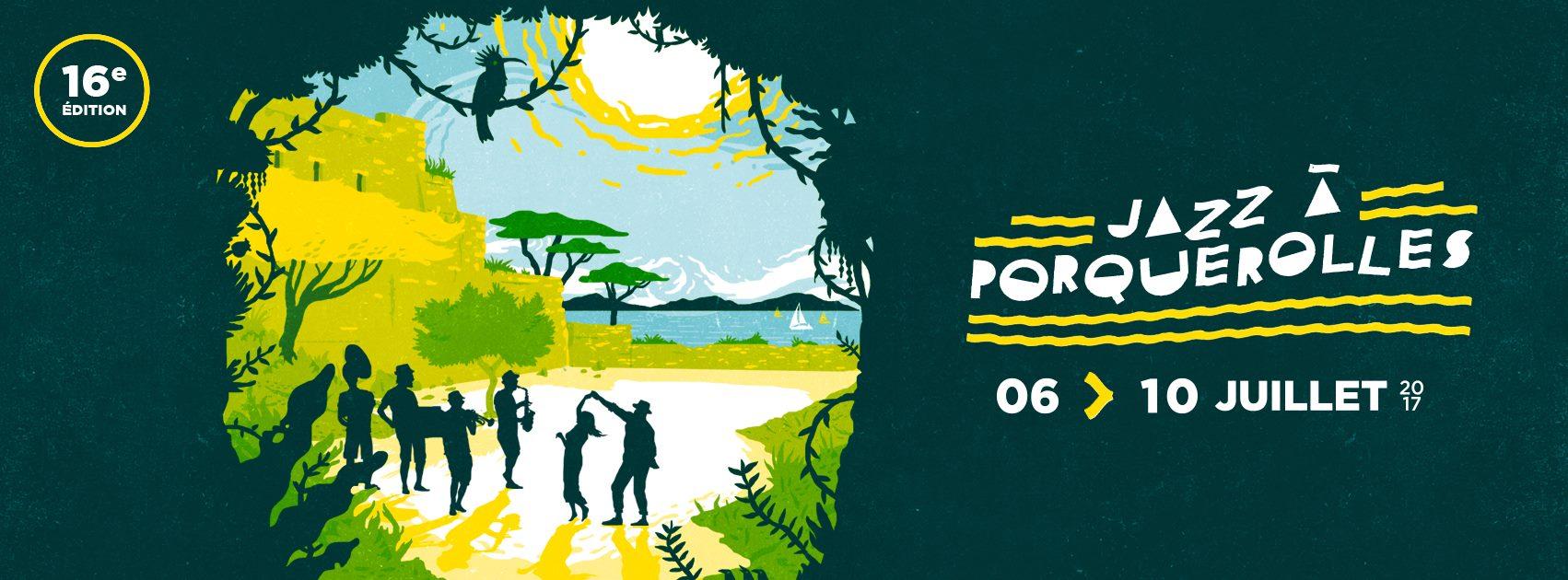 Jazz à Porquerolles 2017 - 16ème édition