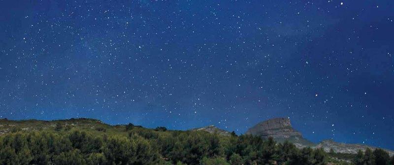 Soirée observation du ciel et des étoiles - Activité Font de Mai