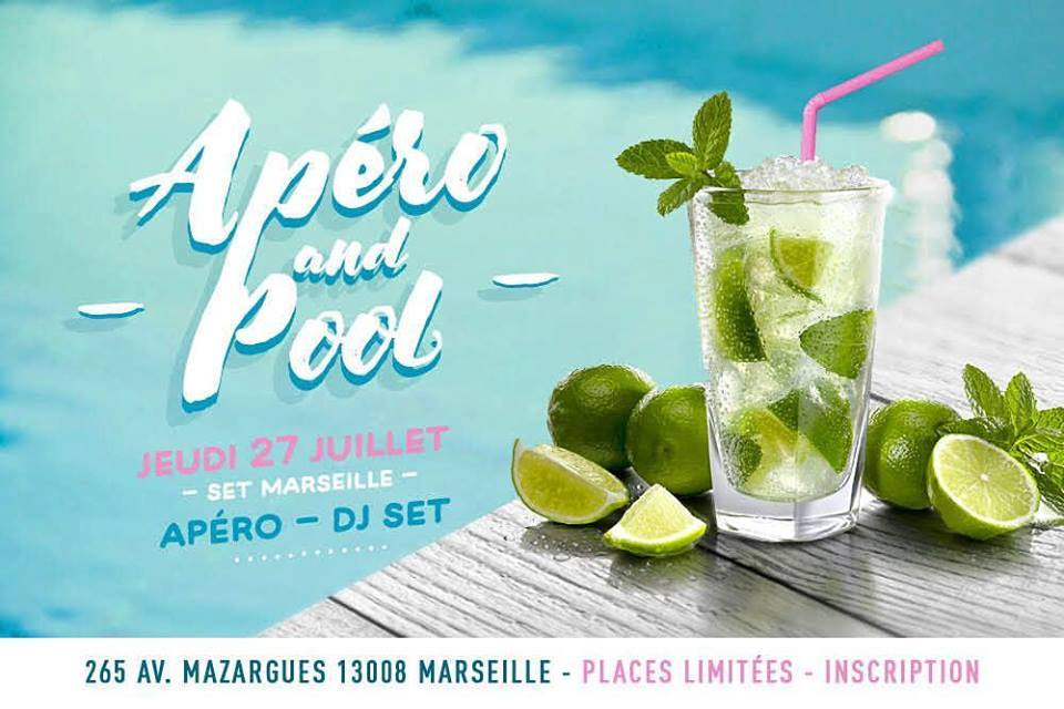 apéro & Pool au set Marseille