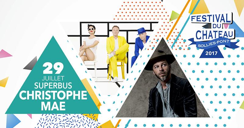 christophe mae et superbus concert