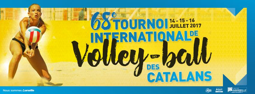 tournoi international beach volley marseille