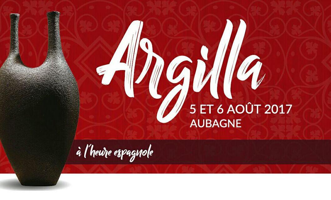Argilla 2017 aubagne
