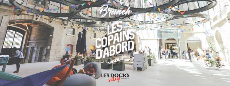 Brunch - Les Copains d'Abord x Les Docks Village