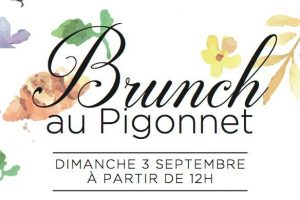 Brunch au Pigonnet