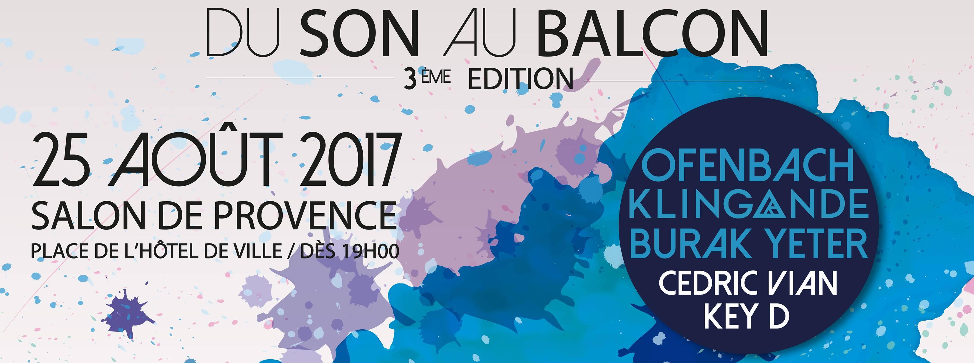 Du Son Au Balcon