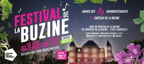 Festival musique La Buzine
