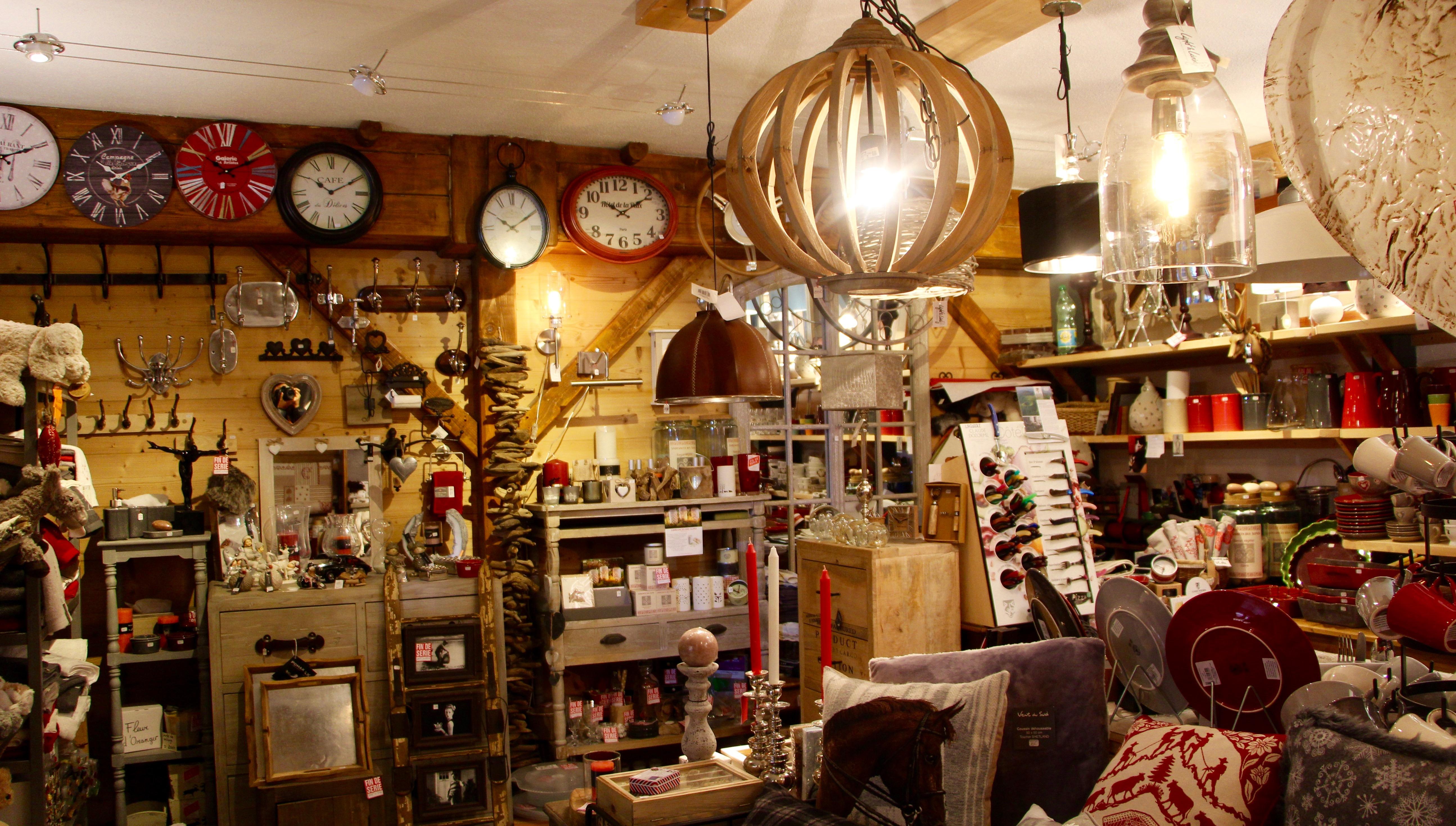 boutique pauline à la montagne la clusaz