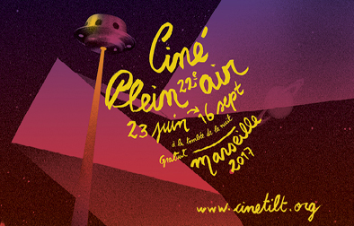 ciné plein air marseille