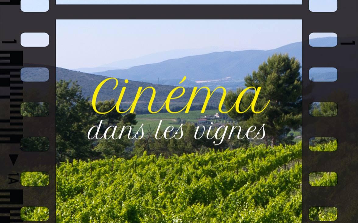 cinema dans les vignes