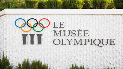 musee olympique lausanne