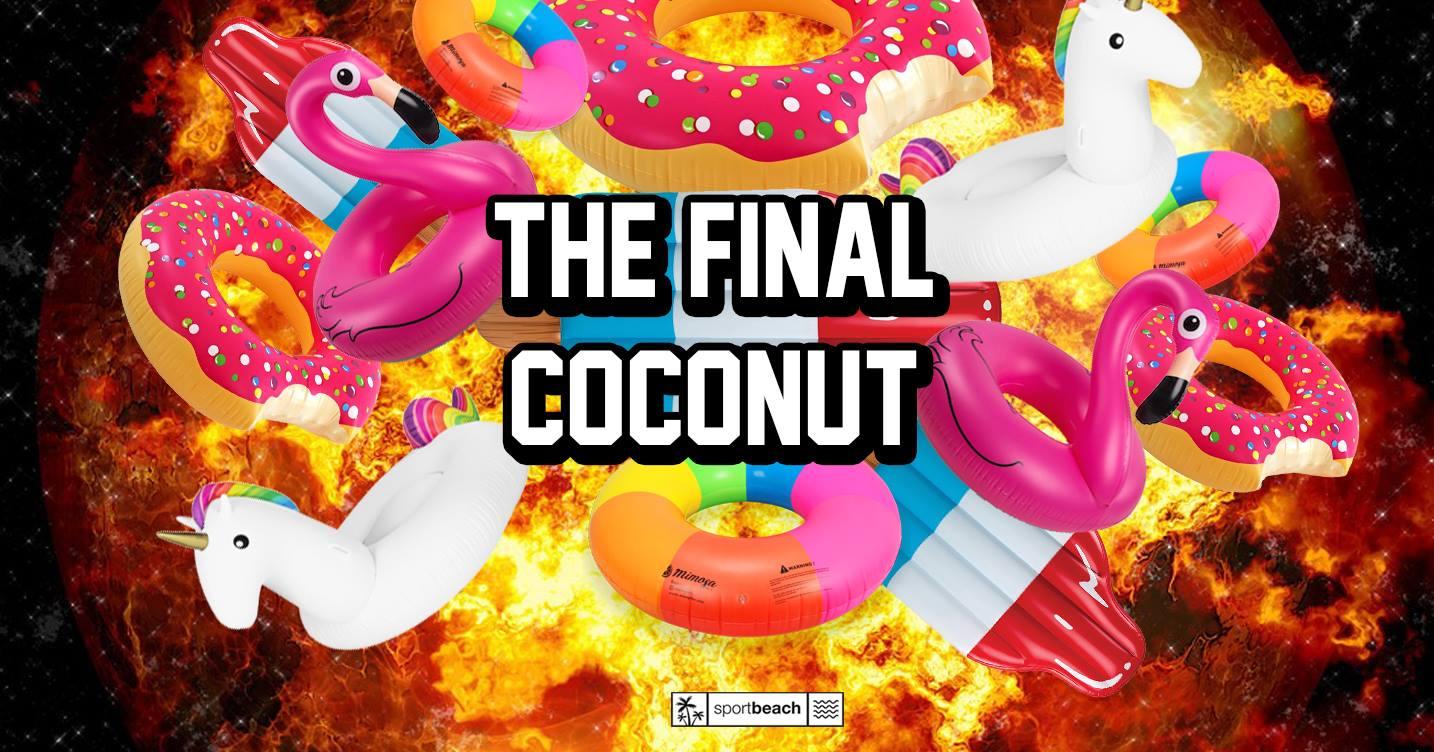 the final coconut dernière soirée Anais et Pedro