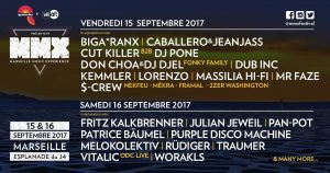 Dub inc live at Marseille Musique Experience