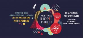 Festival HOPE Project marseille