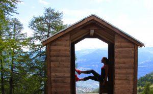 randonnée ovronnaz suisse