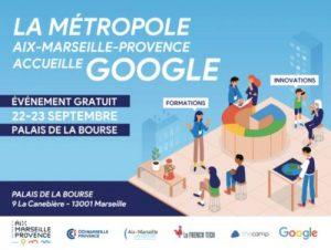 La Métropole Aix-Marseille-Provence accueille Google