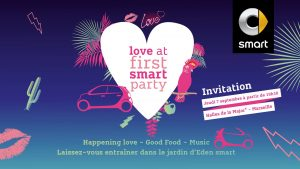 Love at first smart party