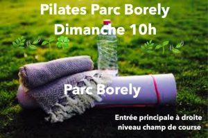 Pilates à Borely