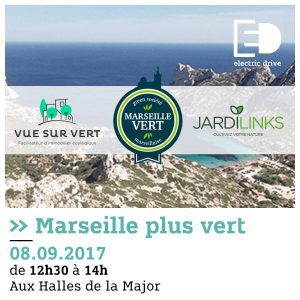 Repenser Marseille plus Vert