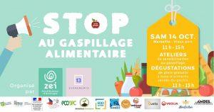 Ateliers et Dégustations - Stop au Gaspillage Alimentaire