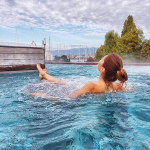 Bain Bleu Genève hamman & spa