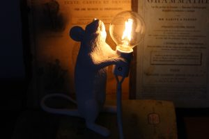 lampe mouse Seletti Lightonline