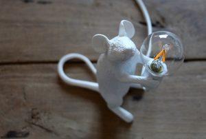 Lightonline lampe mouse Seletti