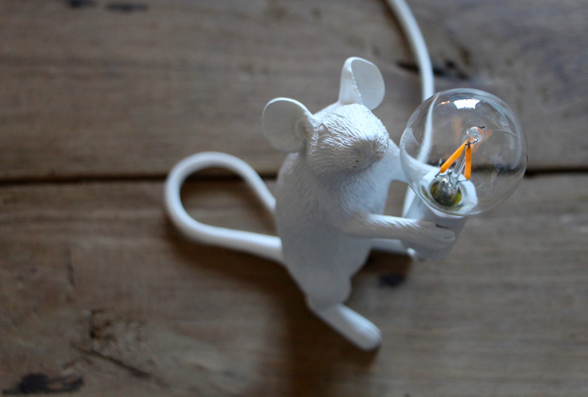 Lightonline lampe mouse Seletti