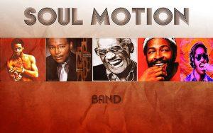 Soul Motion Live en concert @La Caravelle